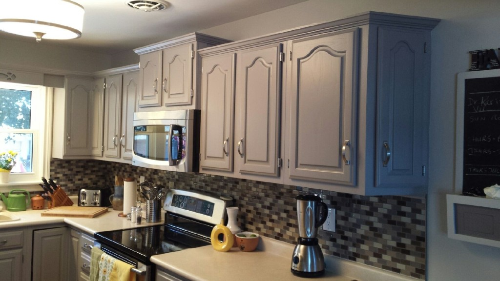 How To Update A Kitchen With Paint